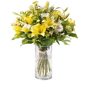 Bouquet de fleurs Poème Fleur jaune