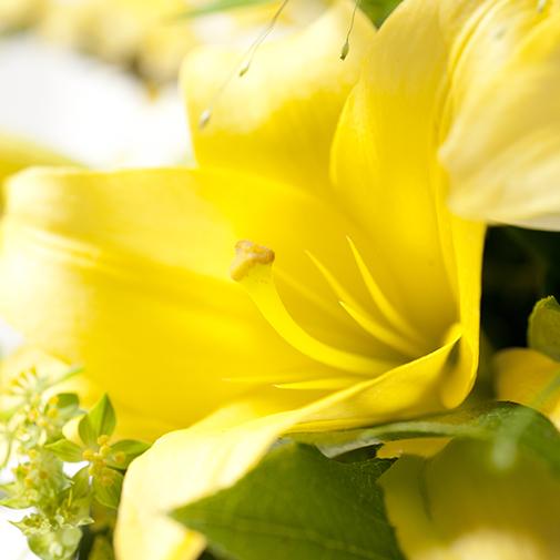 Bouquet de fleurs Poème