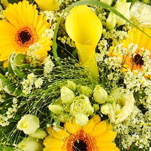 Bouquet de fleurs Pop