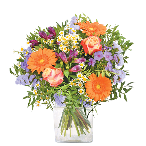Bouquet de fleurs Rhapsodie