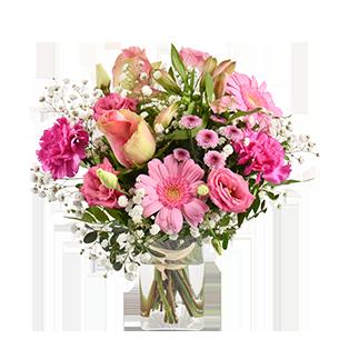 Bouquet de fleurs Rosalie Remerciements
