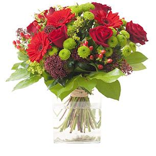 Bouquet de fleurs Sensation Retraite