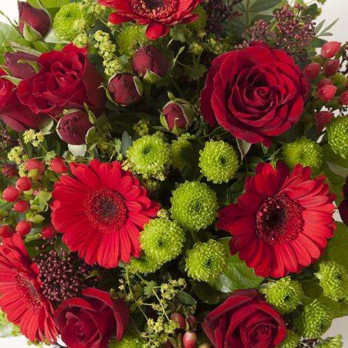 Fleurs et cadeaux Sensation et son champagne Devaux Interflora