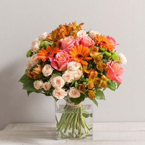 Bouquet de fleurs Subtil