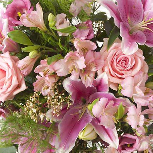 Bouquet de fleurs Tyrol
