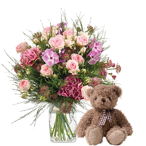 Fleurs Anniversaire Envoi Cadeau Anniversaire Interflora