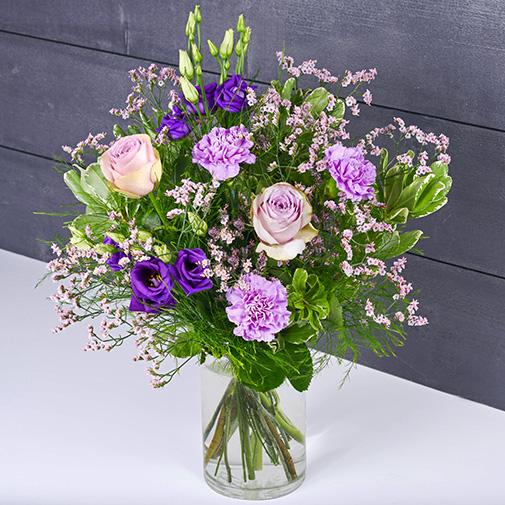 Bouquet de fleurs Violetta