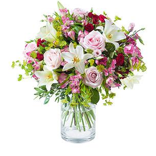 Bouquet de fleurs Zoé Cadeaux d'affaires