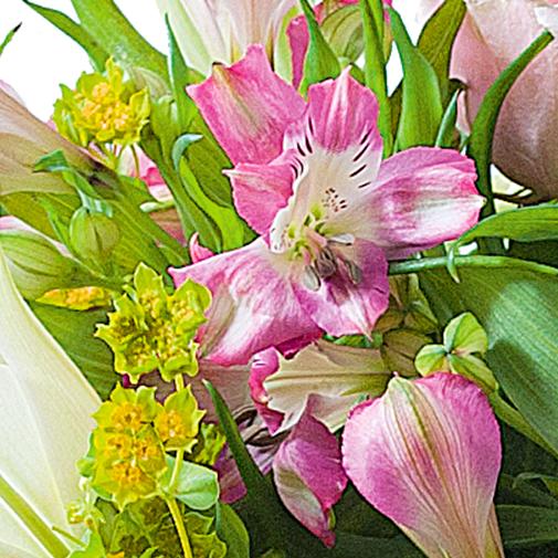 Bouquet de fleurs Zoé