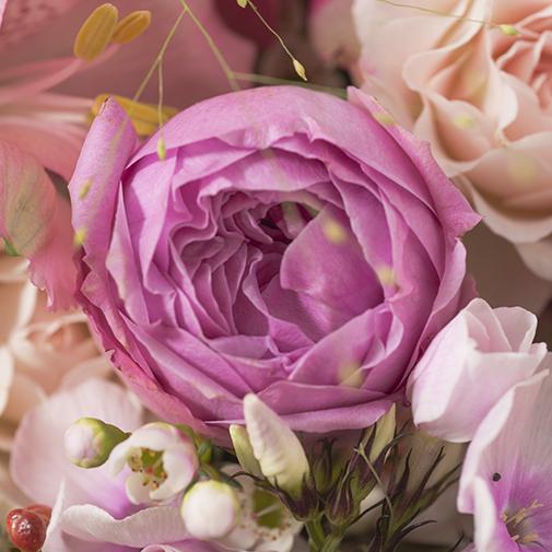Composition florale Arpège