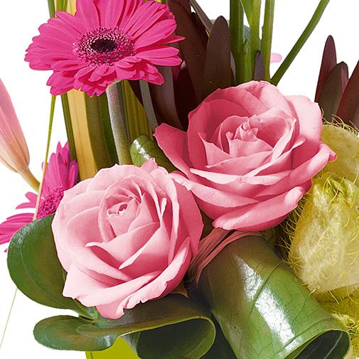 Composition florale Destinée