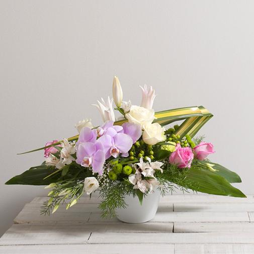 Composition florale Lili