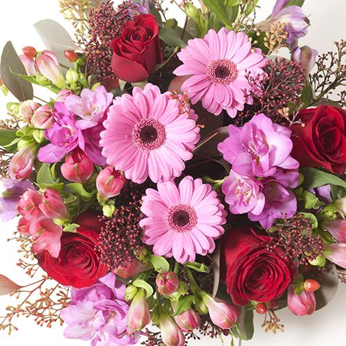 Composition florale Symphonie