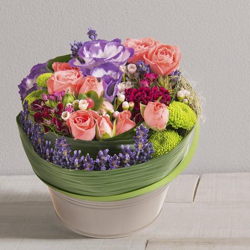 Composition florale Trésor