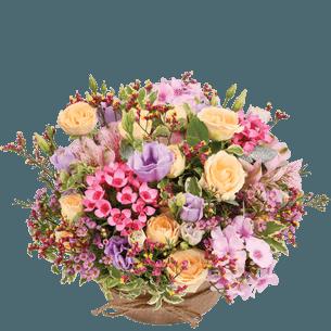 Composition florale Zeste tendre Fête des Mères
