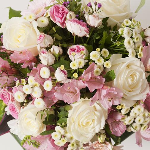 Composition florale Secret