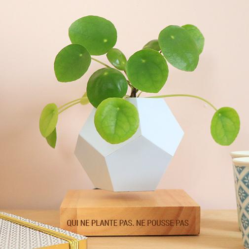 null Pot flottant