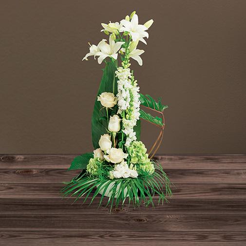 Fleurs deuil Eternel