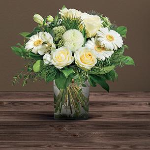 Fleurs deuil Etoile Collection Deuil
