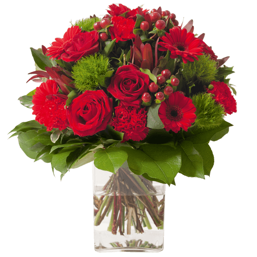 Fleurs deuil Amour éternel