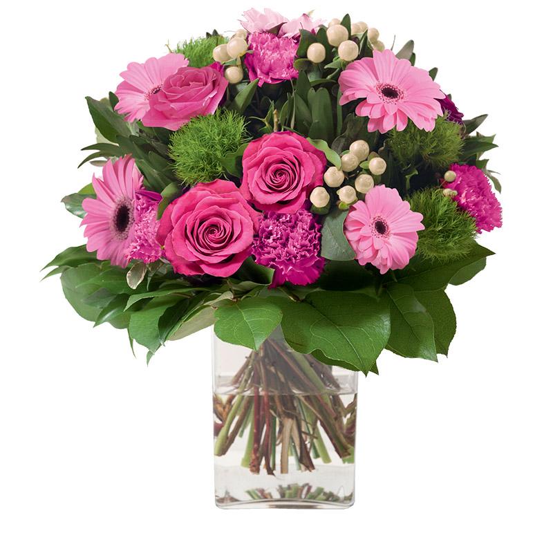 Les fleurs estivales en bouquet for Bouquet de fleurs 5