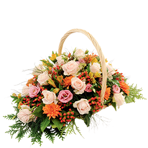 Fleurs deuil Acanthe Deuil