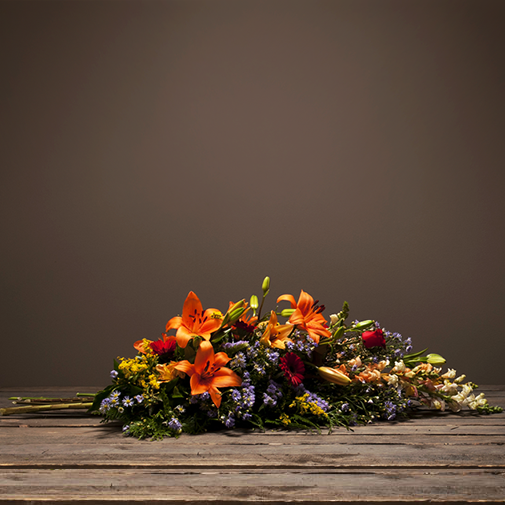 Fleurs deuil Symphonie