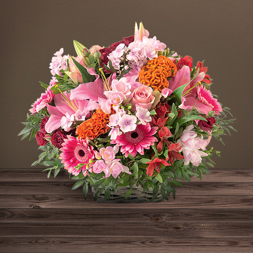 Fleurs deuil Souvenir
