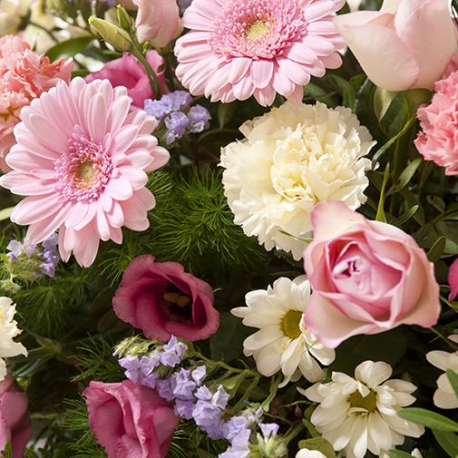 Fleurs deuil Sympathie