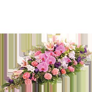 Fleurs deuil Témoignage Deuil
