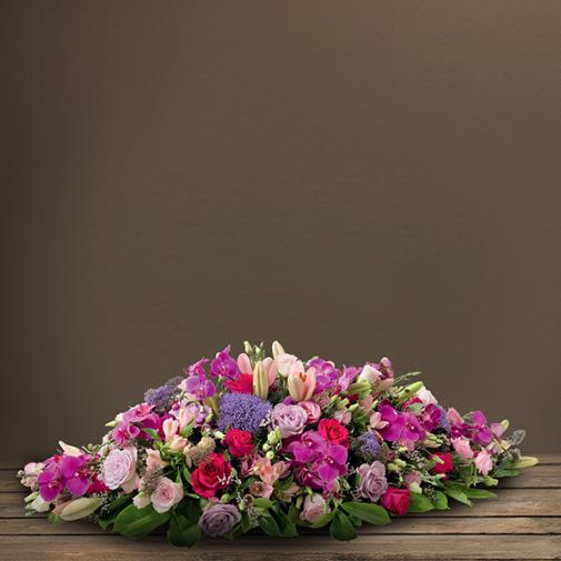 Fleurs deuil Plénitude
