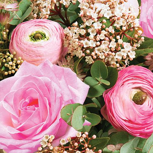 Bouquet de fleurs Amoureux