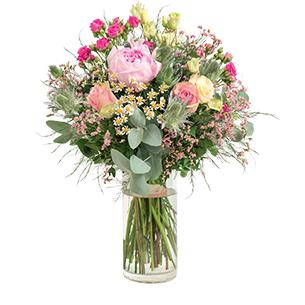 Fleurs livraison de bouquets de fleurs domicile for Bouquet de fleurs livraison a domicile