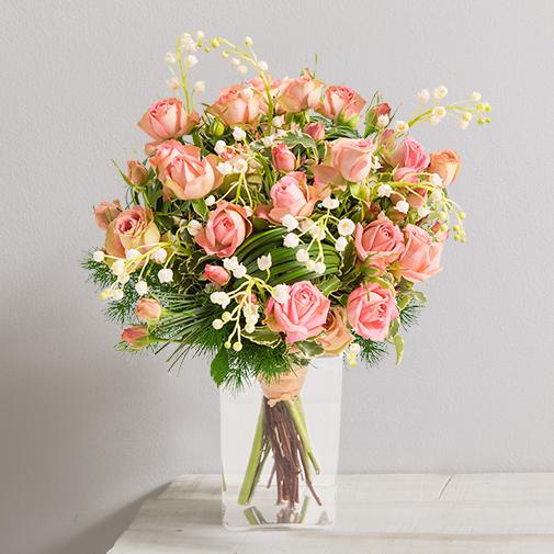 Bouquet de fleurs Brin de folie