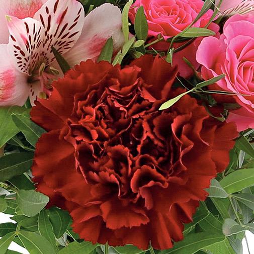 Fleurs et cadeaux Kiss et ses amandes gourmandes