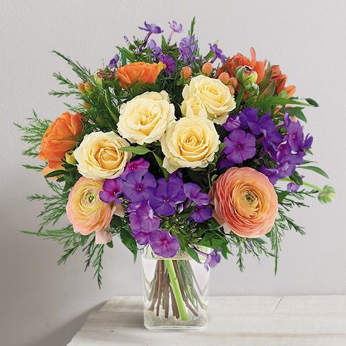 Bouquet de fleurs Berlingot