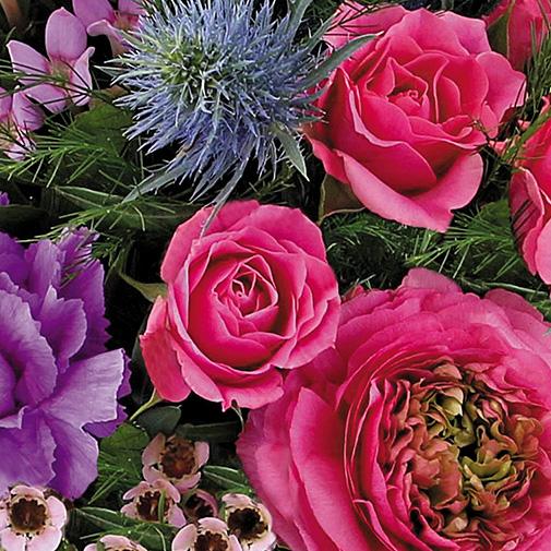 Fleurs et cadeaux Mamie chérie et ses douceurs gourmandes