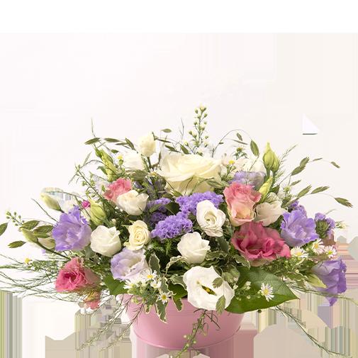 Bouquet de fleurs Nuage de tendresse