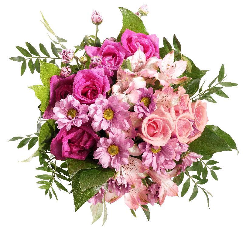 Bouquet de fleurs Scented Illusions