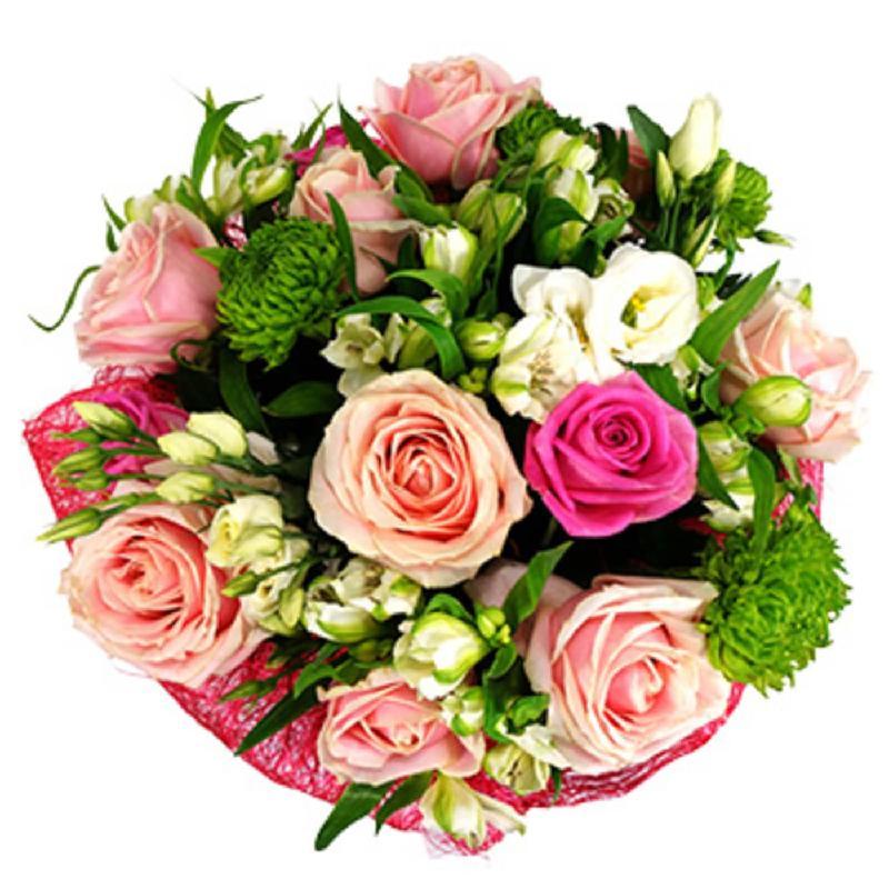 Bouquet de fleurs Romance