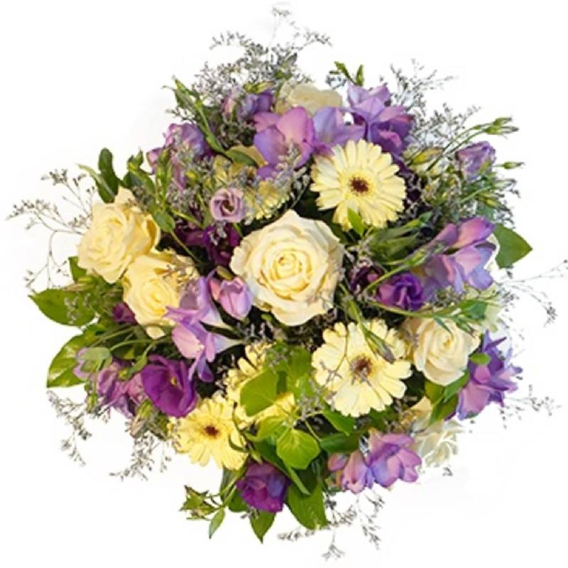 Bouquet de fleurs Congratulations!