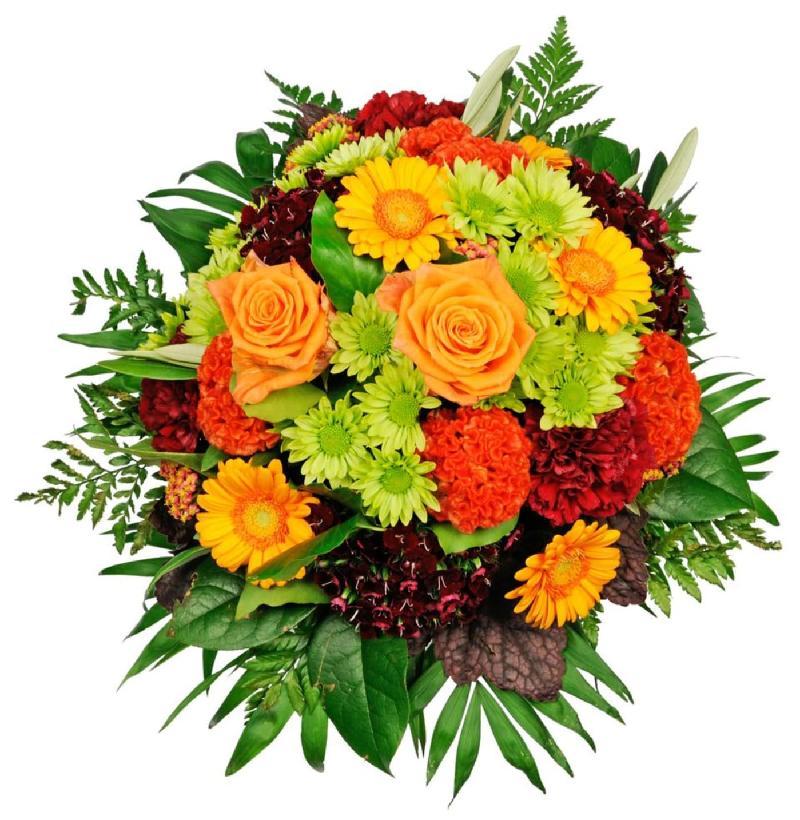 Bouquet de fleurs Miss You!