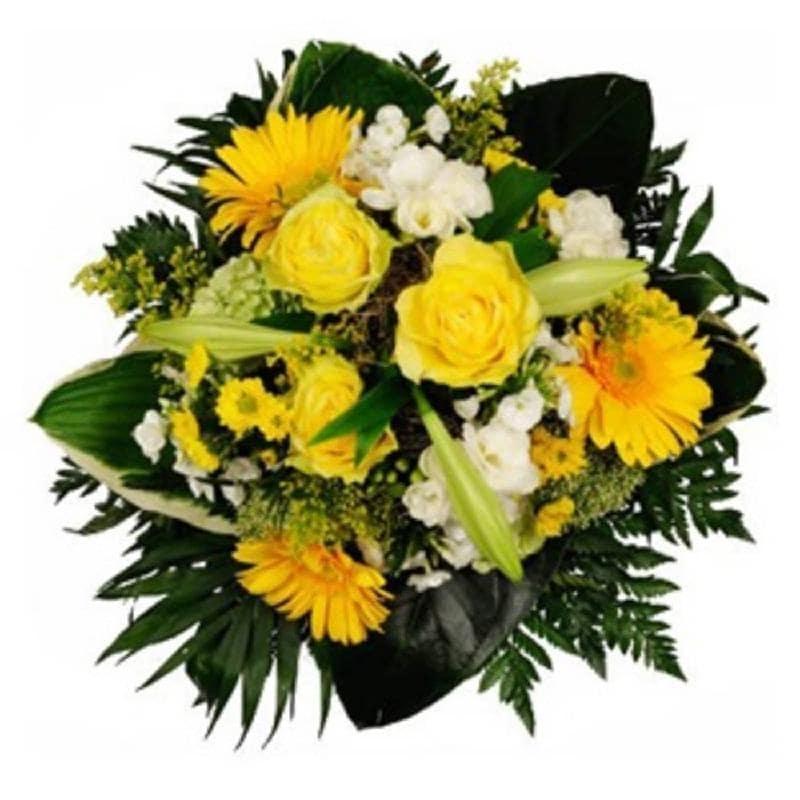 Bouquet de fleurs I am thinking of you