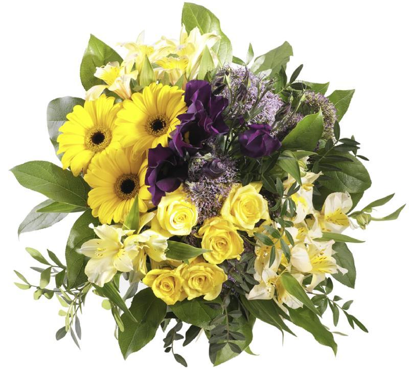 Bouquet de fleurs Get well soon!