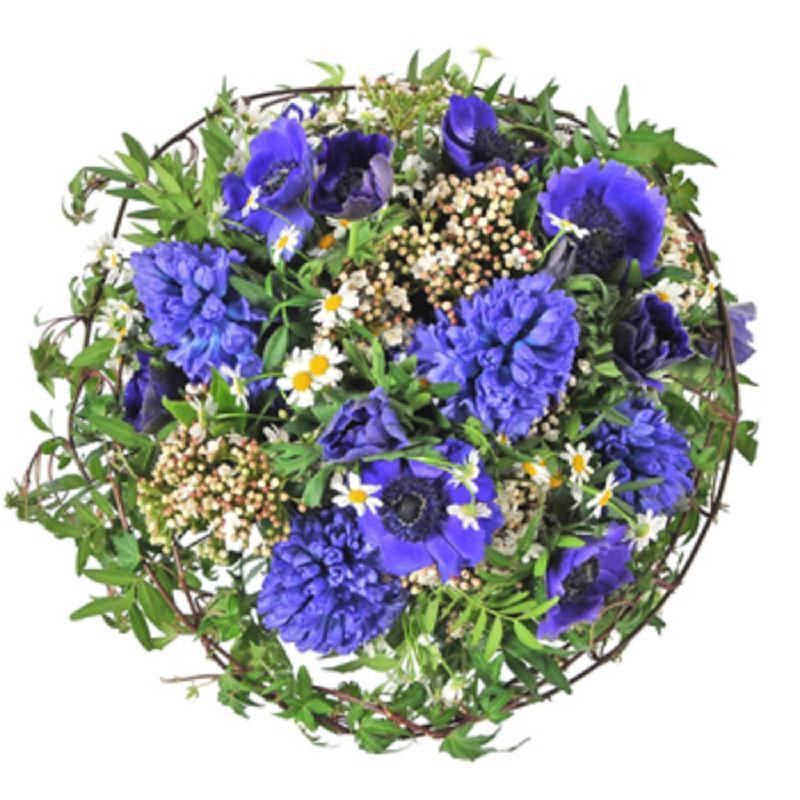 Bouquet de fleurs Baby Boy