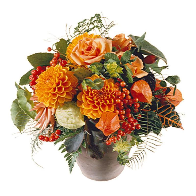 Bouquet de fleurs Little Indian Summer