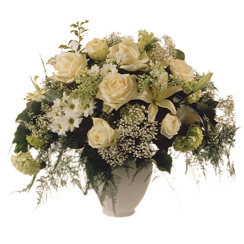 Bouquet de fleurs Warm sympathy