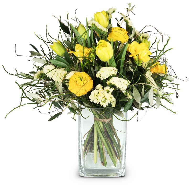 Bouquet de fleurs Spring Feeling
