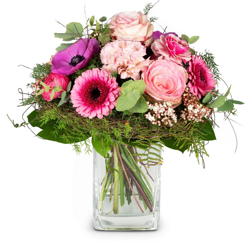Bouquet de fleurs Sweet Spring Greeting