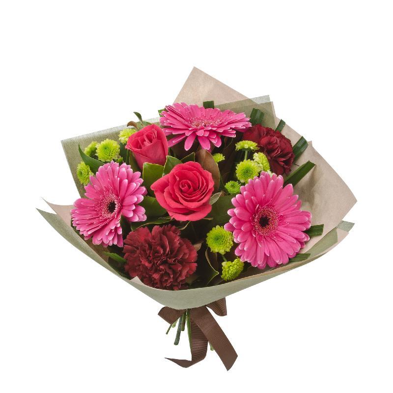 Bouquet de fleurs Divine